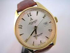 Atlantic 51751 Worldmaster Automatik Herren Armbanduhr Wrist Watch Ungetragen