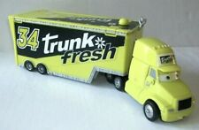 DISNEY PIXAR CARS - TRUNK FRESH HAULER TRUCK with DIECAST CAB - 1.55 BUNDLE