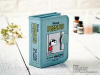 Peanuts Snoopy book-type pouch novelty kawaii cute Japan F/S