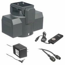 NEW Bescor Motorized Pan & Tilt Head with Power supply and Extension Cord Kit