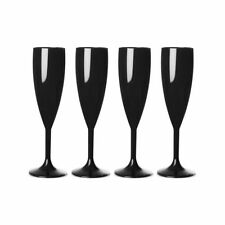 Contemporary Champagne Flutes Glasses