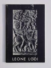 Leone Lodi Raffaele De Grada Mario Sironi Giuseppe Pagano Triennale di Milano