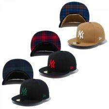 NEW ERA 59FIFTY Fitted Cap New York Yankees Tartan Plaid Fast Shipping Japan