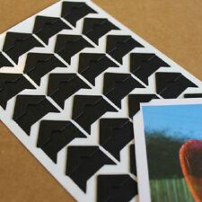 120Stk 5 Sheets Self-adhesive Frame Photo Corner Sticker Scrapbook Album  RR3k