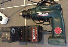 Metabo perceuse visseuse torqueuse sans fil 12 V chargeur + baterie OCCASION