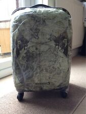 Uncharted 3 limited Edition Trolley Suitcase Original and Authentic - Very Rare
