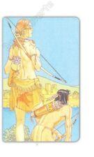 Ex-libris JUILLARD 2001 HORIZON Carte n° 27 PLUME 200ex signé 5,5x8,5