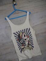 dia di los muertos Music graphic Band Punk Indie  T shirt refA11 small