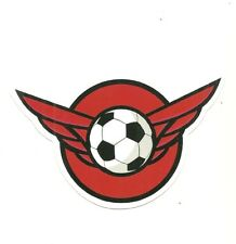 AUTOCOLLANT - FOOTBALL FOOT BALLON BALL / STICKER