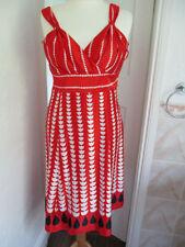 Debenhams Empire line Polyester V Neck Dresses for Women