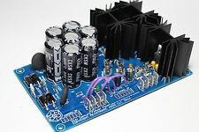 Linear Bi-Polar Power Supply +/-12V +5V Eurorack Modular Synth PSU PCB Only Kit