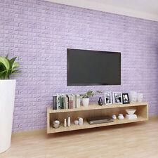 3D Brick Waterproof Wall Sticker Self-adhesive Panels Decal Wallpaper 60*30cm UK