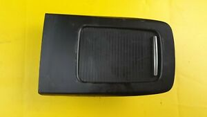 BMW E92 COUPE 320i 330D 2006-2009 BLACK REAR SEAT STORAGE COMPARTMENT TRAY COVER