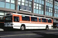 Sudbury Transit Mci Classic bus Kodachrome original Kodak Slide