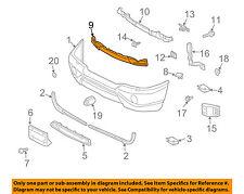 Mercedes MERCEDES-BENZ OEM ML500 Bumper Face-Foam Impact Absorber Bar 1638850937