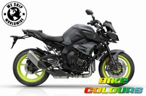 YAMAHA 2 COLOUR TOUCH UP PAINT KIT MT-10, 09, 07 2016 NIGHT FLU0 YELLOW AND GREY