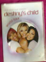 DESTINY'S CHILD DVD WORLD TOUR MUSIC SONY BMG BEYONCE