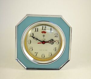 VINTAGE POLARIS MECHANICAL ALARM CLOCK  CHINA