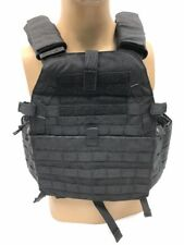 London Bridge Trading LBT-6094B Plate Carrier Black LE Duty Police Large