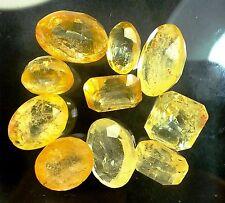 82.60 CT 10 Pcs Topaz Odisha Mines Natural Best Quality Wholesale Lot Gem W1654