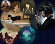 """""""Legend of Korra"""" Compilation 8x10 Personalized by Voice Grey Delisle - Charity!"""