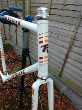 Rossin RLX Columbus SLX Frame and Forks. Perfect Eroica or classic steel build