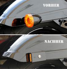 IOMP LED Blinker für Fender Struts Typ 2 Harley Davidson Dyna Wide Glide