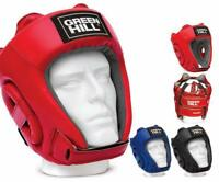 Green Hill TRAINING Head Guard, Training Helmet for Boxing ,Sparring & Training