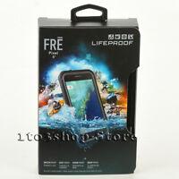 "LifeProof FRE Google Pixel 5"" 1st G Waterproof Shockproof Hard Shell Case Black"