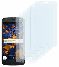 Mumbi 6x Pellicola per Motorola Moto z2 Force Chiaro Pellicola Protettiva Protezione Display Display