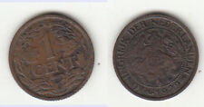 1 Cent 1929 Wilhelmina I. (Tb.10) stampsdealer