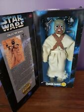 Hasbro Tusken Raider W Blaster Star Wars Collector Action Figure