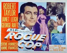 Rogue Cop - 1954 - Robert Taylor Janet Leigh Vintage b/w Film Noir DVD