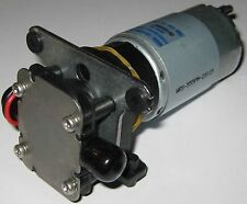 CSE Compact Water Pump - 12 V DC - 10 PSI - 19 GPH - 0.3 GPM - 3/8 in. Fittings