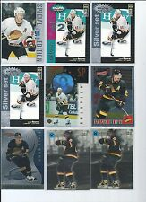 Pavel Bure  41-Lot Inserts Parallel Oddball  Lot 4