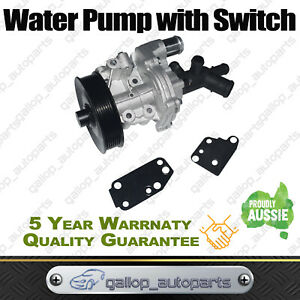 Water Pump For Ford Transit VH VJ VM 01-10 Ute Van 2.4L Diesel Turbo Engine