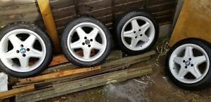 BBS by pinifarina alloys wheels 16 4x98 center 58.1 7j et30