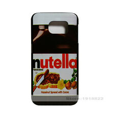 Samsung Galaxy S6 Slim Case Nutella Novelty Design Protector Phone Skin Cover UK