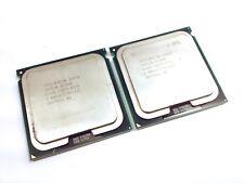 MATCHED PAIR Intel XEON X5450 SLASB 3.0GHz 12M 1333MHz Quad Core CPU's LGA771