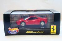 FERRARI 360 MODENA 1/43 HOT WHEELS