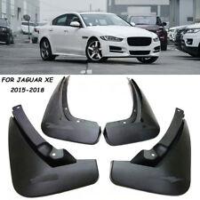 Rear Car Mud Flaps Splash Guards Splashguards Fender Mud Guards Mudguard Mudflaps for XE 2016 2017 2018 2019 2020 Black 4Pcs Front