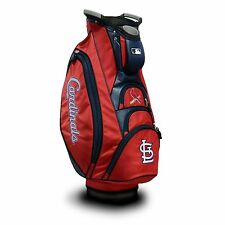 New Team Golf MLB St. Louis Cardinals Victory Cart Bag