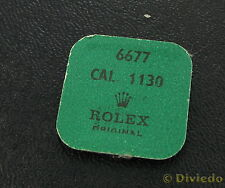 Rolex Watch Part Parts Cal 1130 - 6677 SPRING FOR SECOND PINION 1120 1135 1161