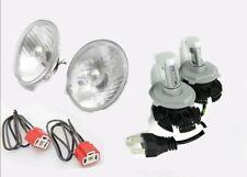 FARO FANALE PROIETTORE  SUZUKI SANTANA SAMURAI SJ 410 SJ 413+LAMPADE LED H4