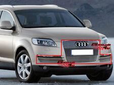 Fits 07-11 2011 Audi Q7 Billet Grille Combo