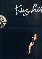 KAZ LUX distance  HOLLAND 1978 EX+ LP + INLAY