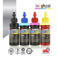 Inkghost Ink for Brother LC77 LC75 LC-73 LC-40 Cartridges Bulk Set DCP-J725DW