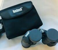 Vintage Bushnell Insta-Focus 7 x 35 Binoculars - 140m at 1000m - w/Case