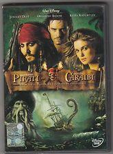 Pirati dei Caraibi La Maledizione del forziere fantasma - DVD