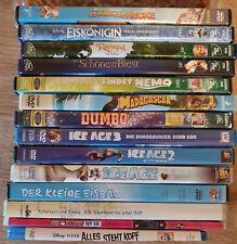 11 Walt Disney/Dreamworks + 3 Zeichentrickfilme